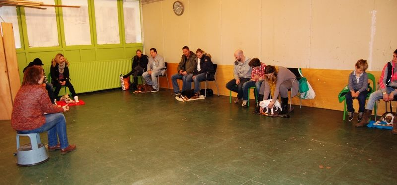 workshops en trainingsruimte